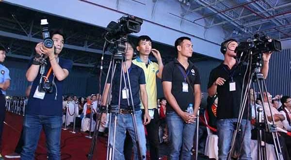 Dịch VỤ Quay phim sự kiện tại Quảng Ninh