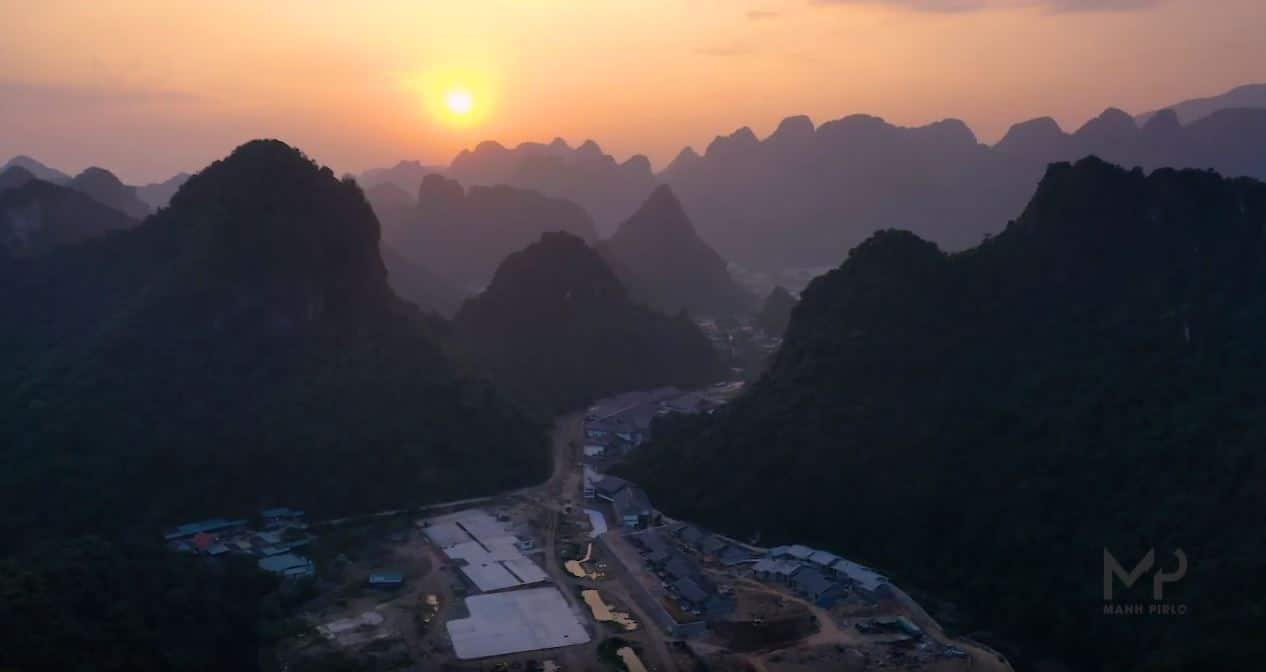 Flycam Quảng Ninh