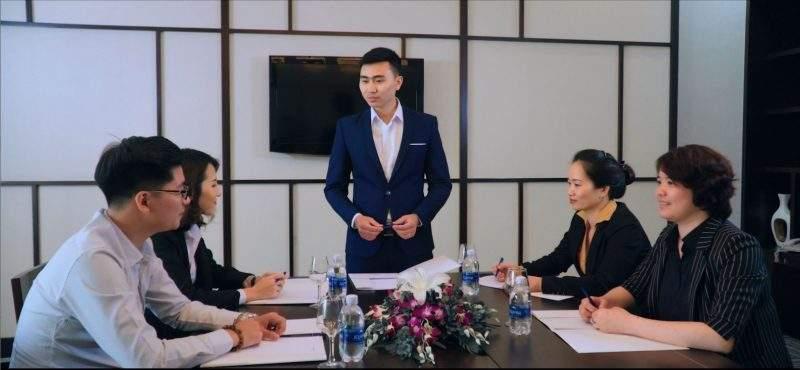 Quay phim quảng cáo Doanh nghiệp Quảng Ninh