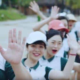 Teambuilding QUảng Ninh
