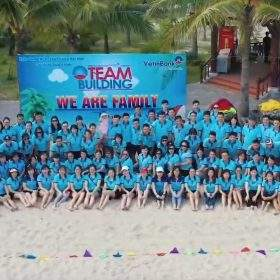 chup anh teambuilding